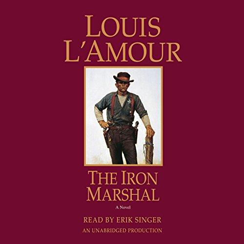 The Iron Marshal: A Novel by Random House Audio