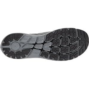 Brooks Men's PureFlow 7 Grey/Grey/Black 10.5 D US