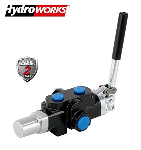 HYDROWORKS Double Acting Tie Rod Hydraulic Cylinder, 2500...