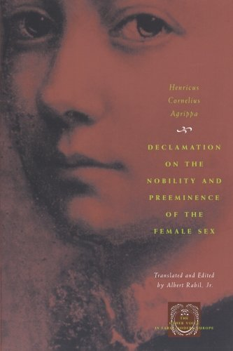 Declamation on the Nobility and Preeminence of the Female Sex