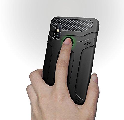 sports shoes c438e 9c097 KAPAVER® Xiaomi Redmi Note 5 Pro Back Cover Case Premium - Import It All