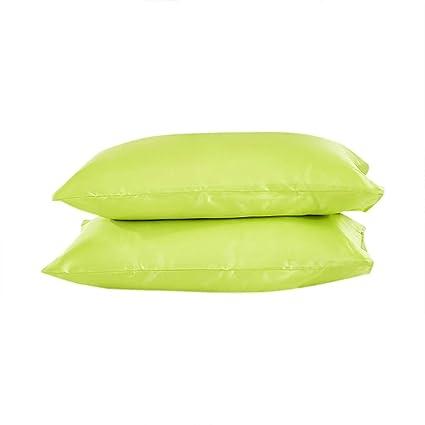 Funda de almohada de seda para la boca con sobre, fundas de ...