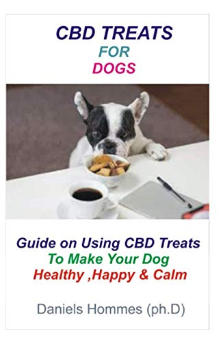 CBD TREATS FOR DOGS: Learn how to