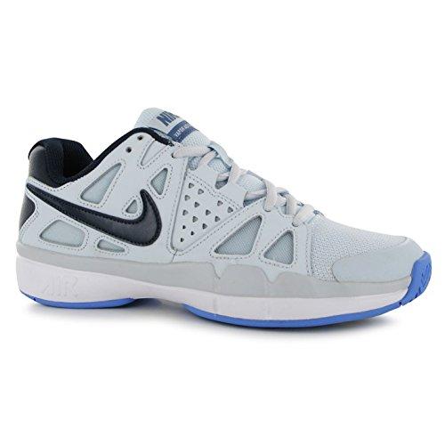 Nike Air Vapor Advantage–Zapatillas de tenis para mujer azul/azul marino corte entrenadores zapatillas, azul y azul marino, (UK5) (EU38.5) (US7.5)