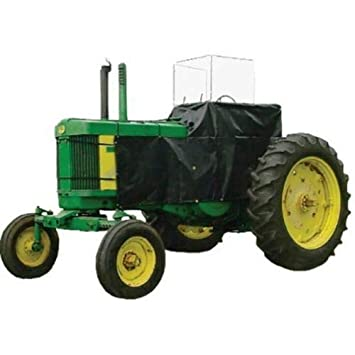 Amazon com: Tractor Heater Cab Kit, Green Vinyl, For JD 2955