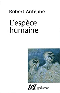 L'Espèce humaine par Antelme