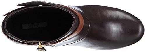 Geox D Inspiration Stiv - Botas para mujer marrón - Braun (C0184COFFEE/BROWN)