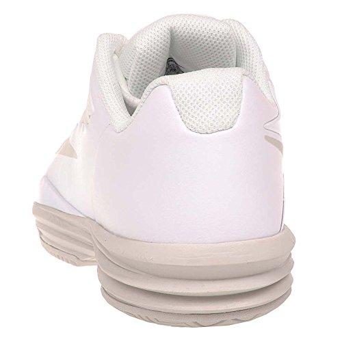 Nike Lunar Ballistec 1.5 Scarpe Da Tennis Donna Bianco / Vertice Bianco / Osso Leggero Misura 8.5