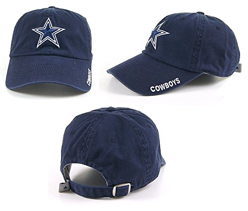 - Dallas Cowboys NFL Men's Curved Headwear, OSAFA, Navy