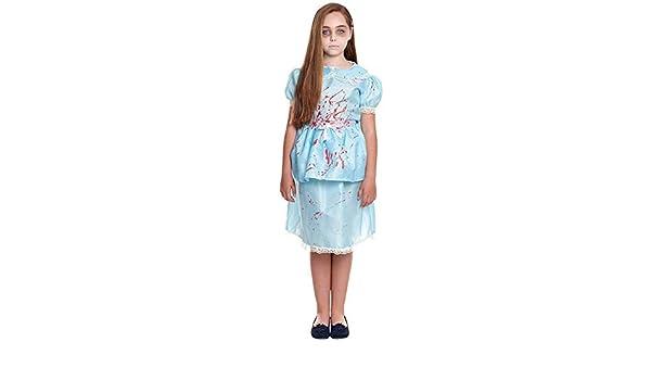 Disfraz Gemela Ghost Twins Niña (7-9 años) Halloween (+ Tallas ...