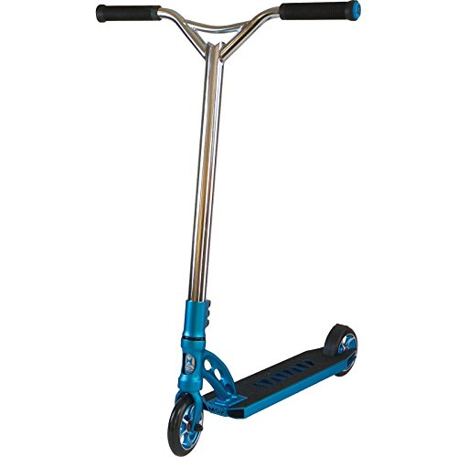 Madd Gear MGP VX5 Extreme Scooter in Blue & Chrome -Brand New- 2015 by Madd Gear