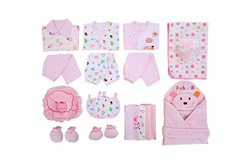 Newborn 21 Pieces for Baby Gift Set Boys & Girl