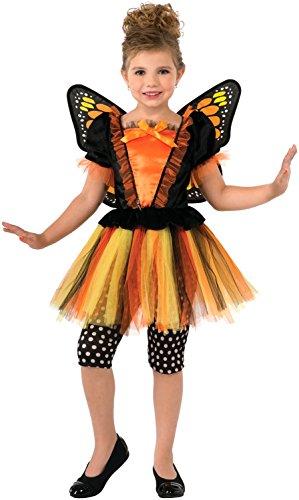 Forum Novelties Missy Monarch Costume, Small (Caterpillar Costume)