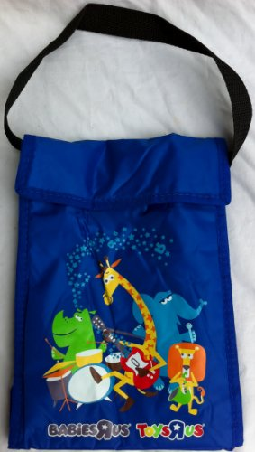 Babies R Us, Toys R Us, Babiesrus, Toysrus Blue Bag