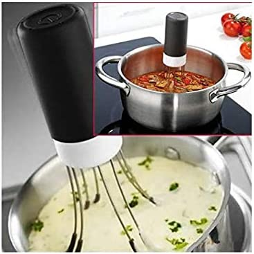 Thappymart Automatic Hands Free Robo Food Sauce Auto Stirrer