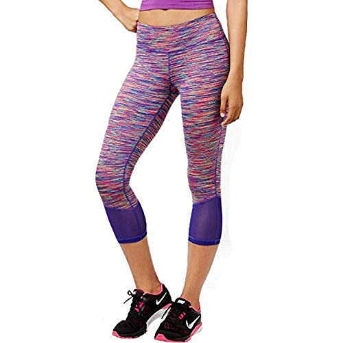 Ideology Womens Space-Dyed Capri Leggings Size X-Small ()