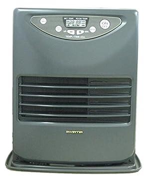 Inverter 3017 - Estufa de parafina electrónica (3000 W ...