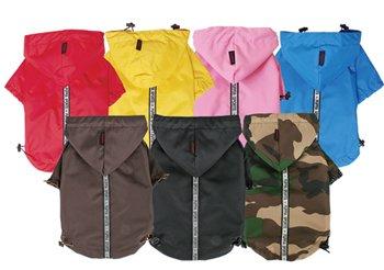 Base Jumper Rain Coat, Black ()