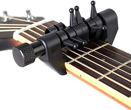 Xiaoxiao Capodastre Multifonction pour Cordes de Guitare Acoustique