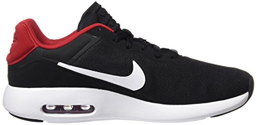 black Ginnastica Red White Gym Da Nike 844874 Basse Uomo White Scarpe Multicolore vqtv0wB6n