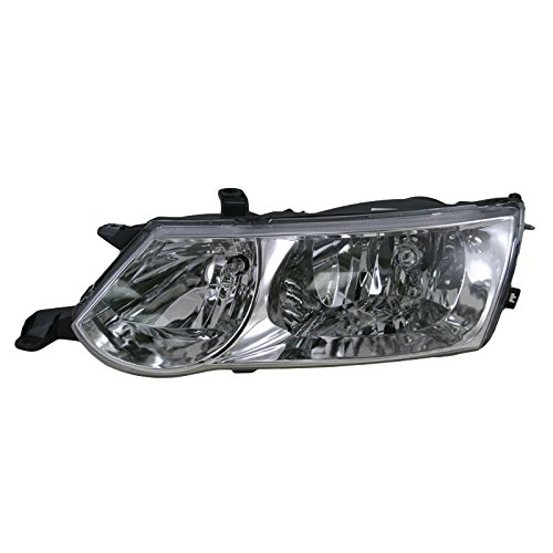 (Headlight Headlamp Driver Side Left LH for 02-03 Toyota Solara)