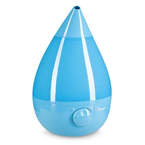 Crane USA Cool Mist Humidifier, Aqua (Aqua Mist Water)