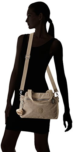 Bag Kipling Warm Shoulder Womens Elysia Kipling Grey Womens Grey xwSgqwXRZ