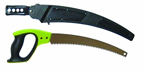 HME Hand Saw with Scabbard by HME