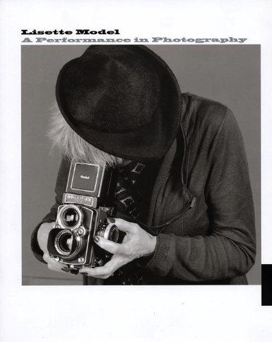 Lisette Model: A Performance in Photography