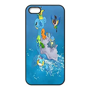 Pokemon Charmander Bulbasaur Mew Cute Eevee Pikachu protective case cover For Iphone 4 4S case coverHQV479715484