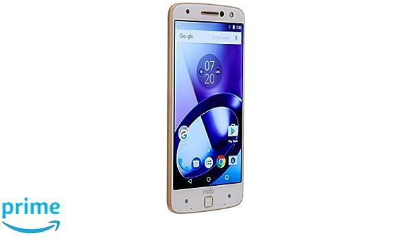 Motorola Z Modelo XT-1650 Sim Única: Amazon.es: Electrónica