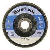 Weiler 50713 Tiger Disc 5'' 40grit 7/8arb