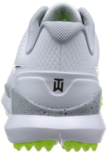 best website 5a269 bd43d NIKE Golf Men s Tw  14 Mesh High Performance Golf Shoe, White Volt Wolf Grey Black,  11.5 D(M) US - Buy Online in UAE.   Shoes Products in the UAE - See ...
