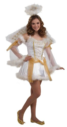 Forum Novelties Angel Teen Costume