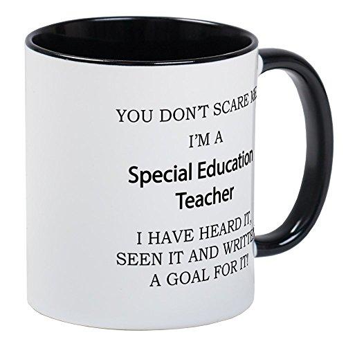 (CafePress Special Education Teacher Mugs Unique Coffee Mug, Coffee Cup)