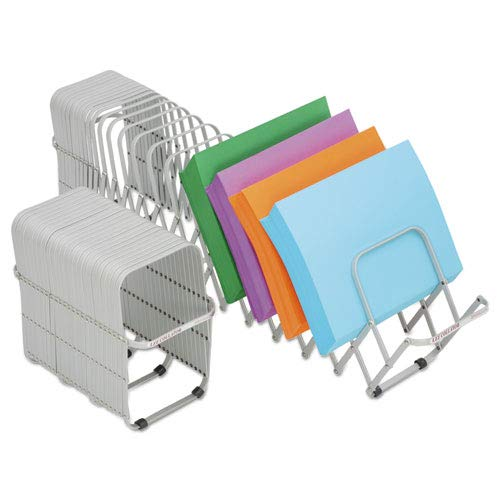 Flexifile Expandable Collator/Organizer File, 24 Sections, 7w x 10-1/2d x 11h, Sold as 1 Each