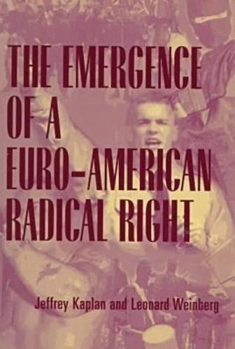 The Emergence of a Euro-American Radical Right (Economy; - Discount Euro Store