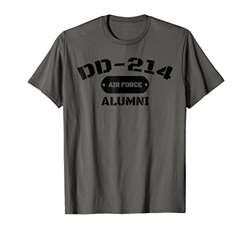 DD-214 US Air Force Alumni -