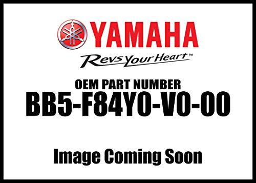 (Yamaha New OEM BB5-F84Y0-V0-00 Snow PLOW Mount BB5F84Y0V000)