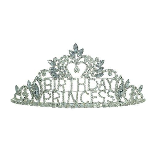Arsimus Rhinestone Birthday Princess -
