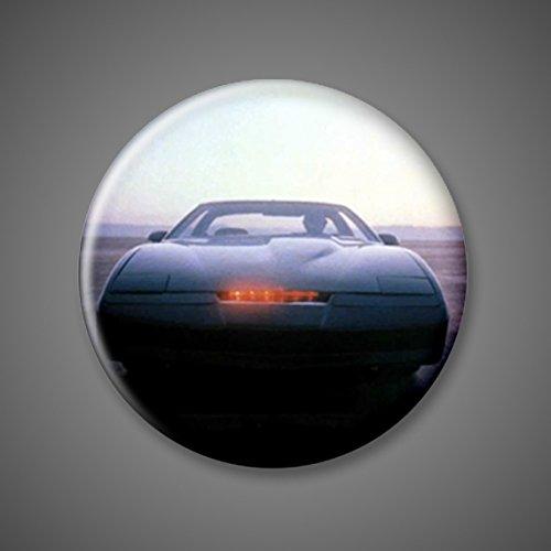 80's Vehicle Pins - Set 6 - Knight Rider, Airwolf, A-Team
