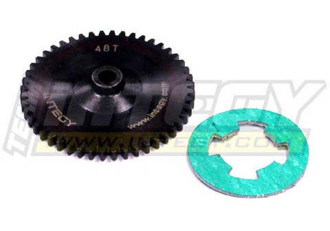 Integy RC Model Hop-ups T6927 48T Steel Spur Gear for HPI Savage - Hpi Spur Gear