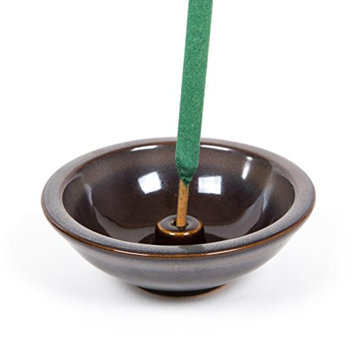 Murphy's Naturals Ceramic Incense Stick Holder for Mosquito Sticks by Murphy's Naturals