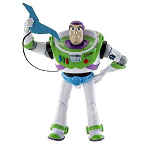 Toy Story - Figura Basic - garfio Buzz Lightyear