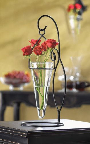 12 WEDDING CENTERPIECE HANGING VOTIVE / VASE DECORATION CANDLE HOLDER