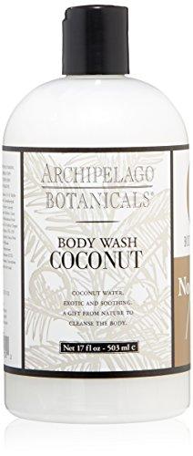 Coconut 17 Oz Body Wash