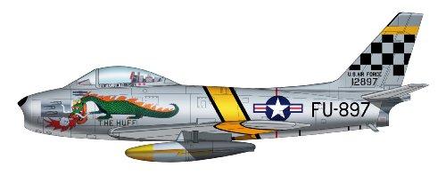 F-86F Sabre 1/72 Die Cast Model,