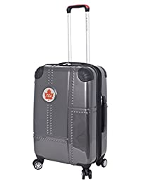 Trans-Canada Airlines Lockheed 24-Inch Expandable Spinner Luggage, Grey, Checked-Medium