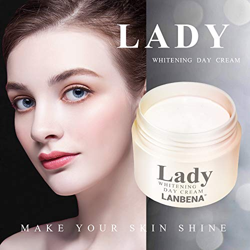 (LANBENA CC Cream, 7 in 1 BB Cream, Perfectly Camouflage Acne & Dark Circles, Anti Aging Face Moisturizer Cream, Instantly Whitening Skin, All Season UV Sun Protection - 1.32 Fl.oz (CC Cream))