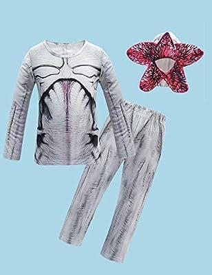 Stranger Things Disfraz Niños, Disfraz Stranger Things 3 para Niña ...